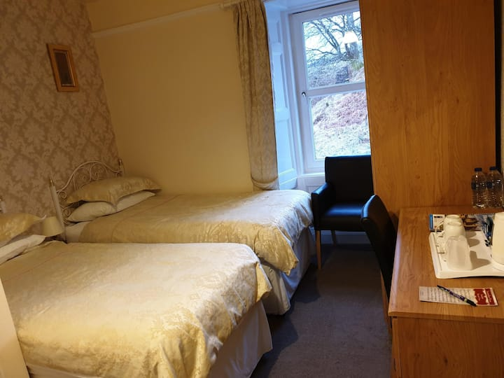 Twin Room at Inverardran House