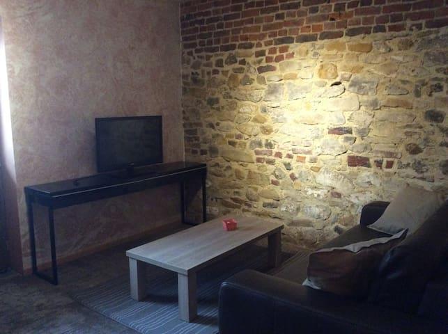 studio proche du parc Pairi Daiza - Brugelette - Apto. en complejo residencial