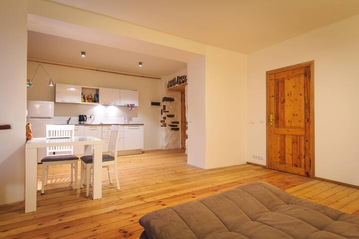Cosy flat in the heart of beautiful Tallinn - Tallinn - Apartemen