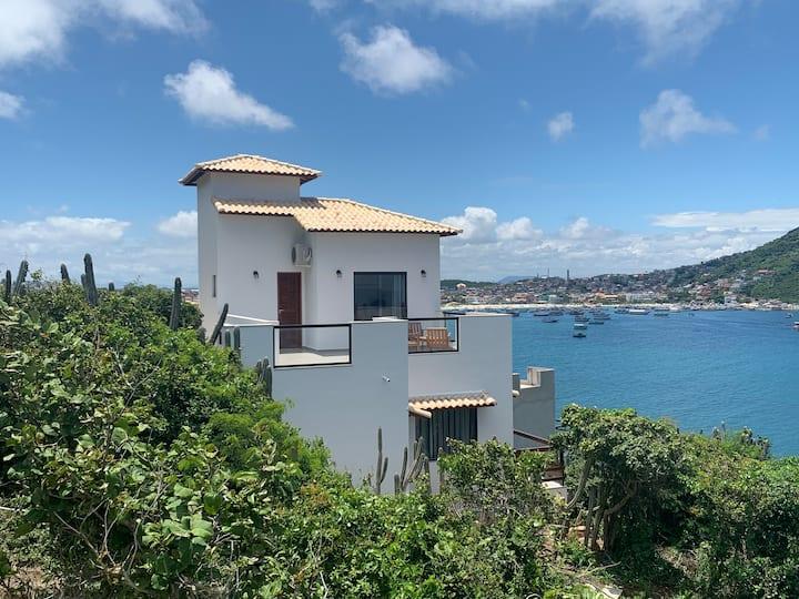 Casa Mediterranee - Casa Completa Pontal Atalaia