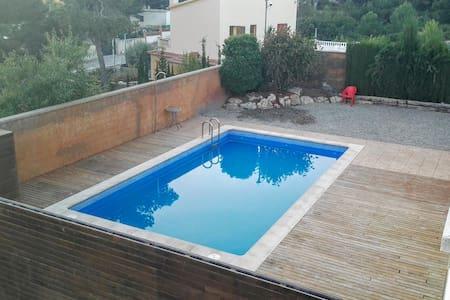 Luxe with Pool Costa Daurada Tarragona Apt. # 3 - Cabra del Camp - Apartment