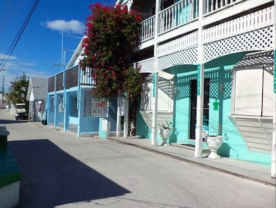 Waterview 2 BR/2BA Condo, Greent Turtle Cay, Abaco - Green Turtle Cay - 公寓