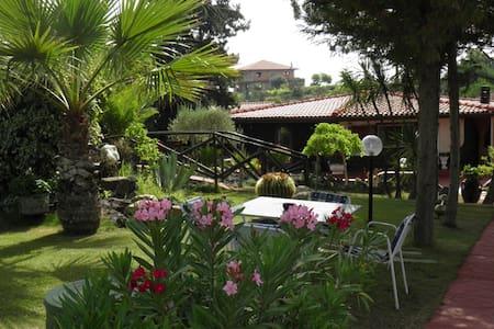 parco delle tre fontane - Nicolosi - Bed & Breakfast