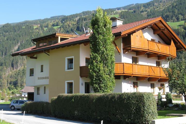 Spacious Apartment with Garden near Ski Area in Tyrol