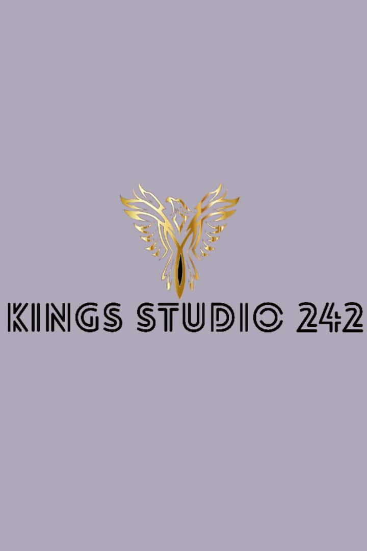 King's Studio near Fish Fry and Downtown