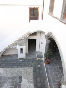 ARCO CATALANO nel centro storico - Salerno