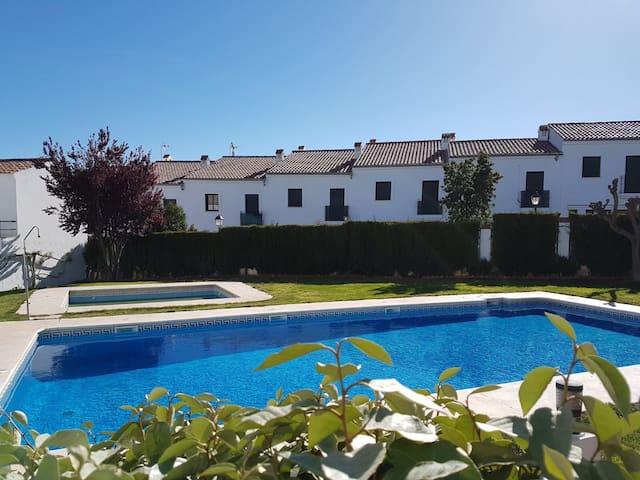 Casa Huerta de San Antonio - Higuera de la Sierra - Ev