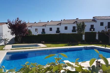 Casa Huerta de San Antonio - Higuera de la Sierra - Haus