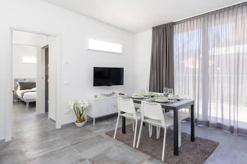 Geležinis Loftas, 292 Venecija Apartamentai
