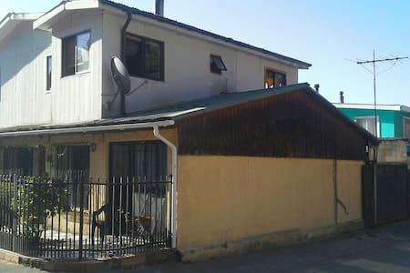 Casa Familiar en Concepción, Chile (chiguayante) - Chiguayante - Rumah