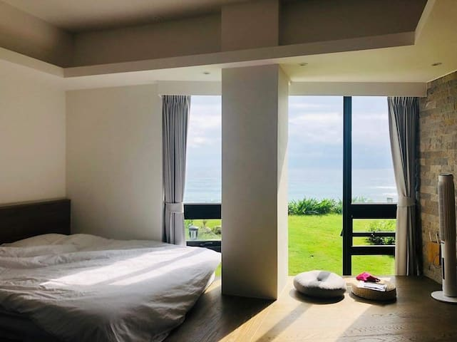 純粹愛大海Hualien Boutique Ocean Inn(布朗尼4人房Room for 4)
