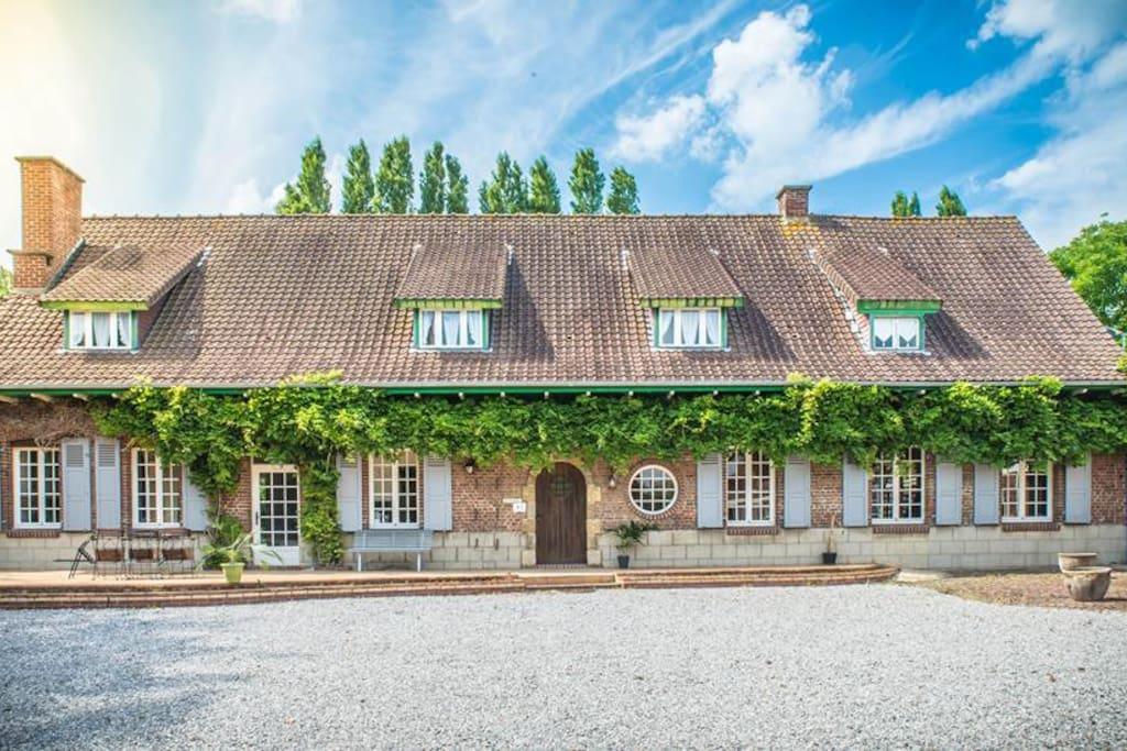 Gite 3 : Le Bloemstraete, calme et tranquillité - Farm ...