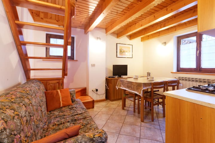 apartment close ski cross-country - Brusson - Wohnung