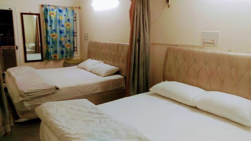 Basha Heritage - Double bedroom
