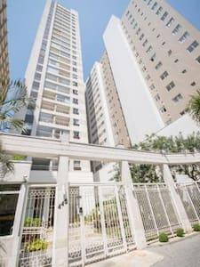 Ap Batel c/ garagem Melhor localização de Curitiba - Curitiba - Huoneisto