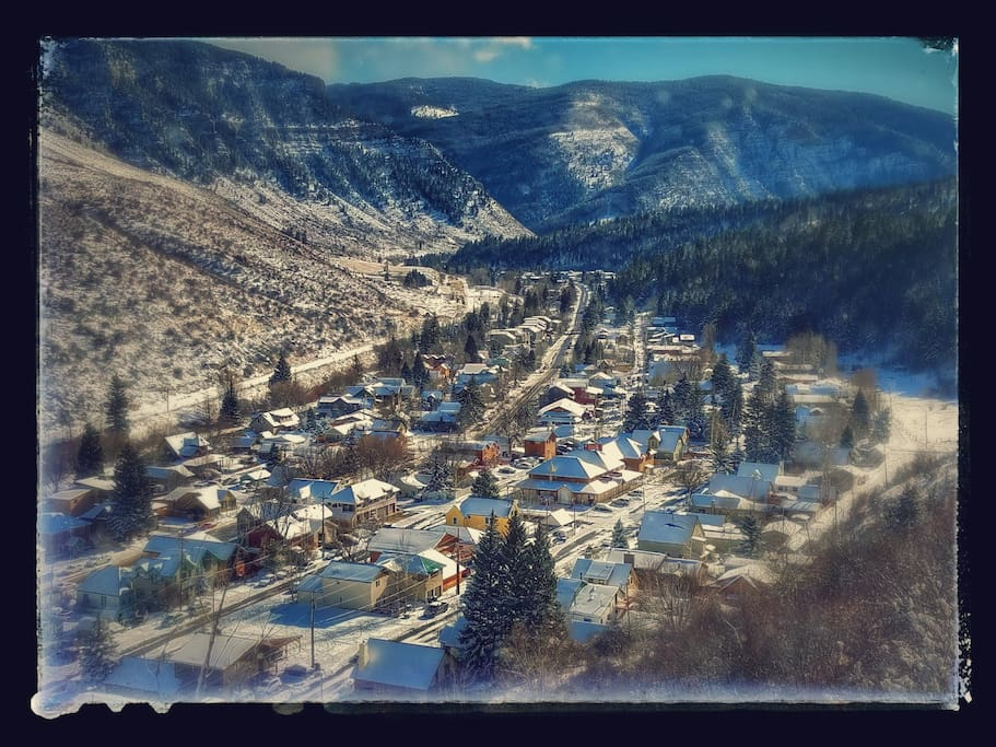 Life in Minturn really is like a dream come true!