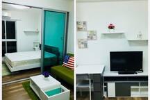 Smart Apartment in a beautiful Condo near Mega