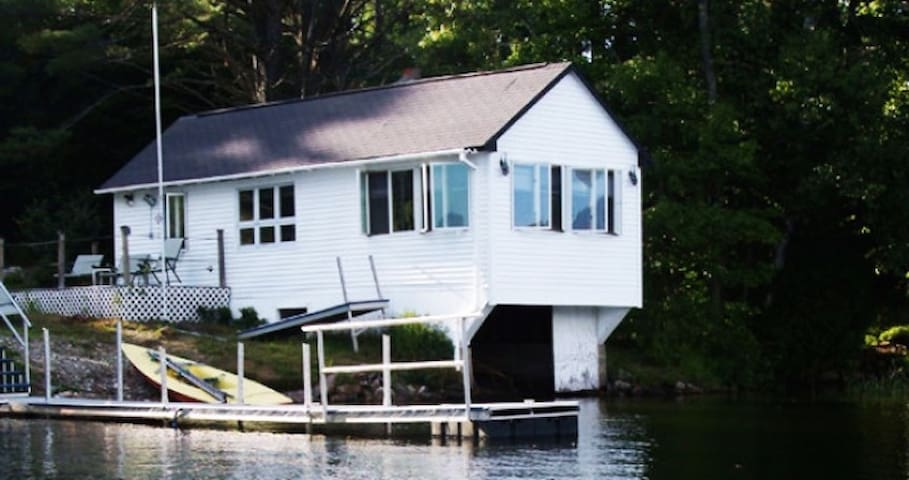 The Boathouse at The Firs - Washington - Bungalow