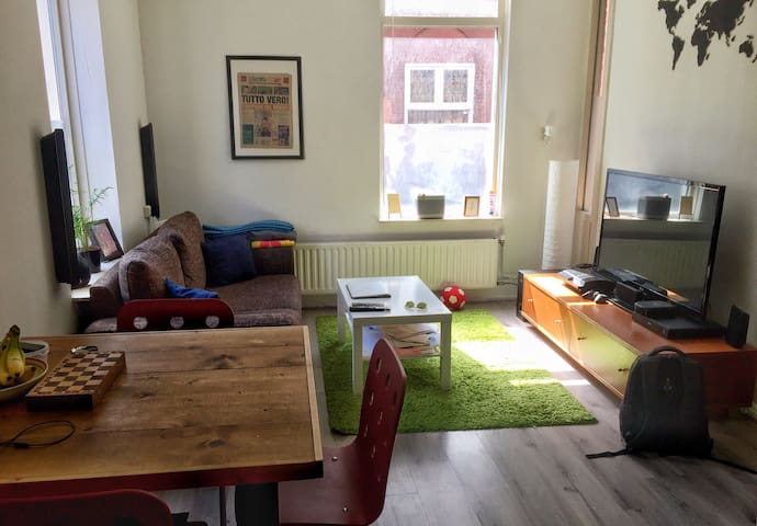 Cozy apartment in the city centre!