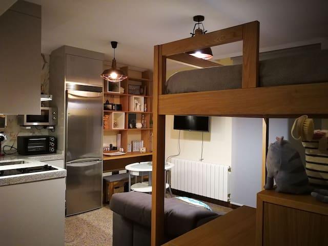 Mini estudio - Salamanca