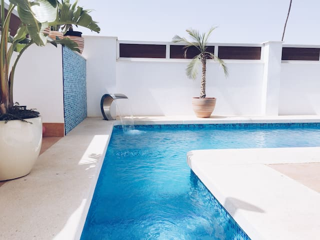 Tu merecido Break-away en casa moderna - Lopagán - San Pedro del Pinatar
