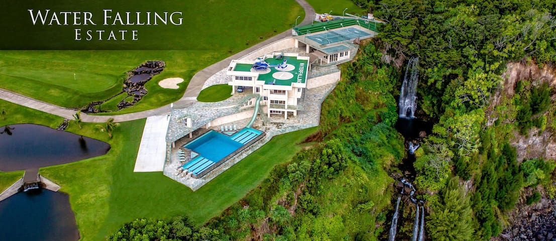 Waterfalling Estate - Owner direct pricing - Nīnole - Vila