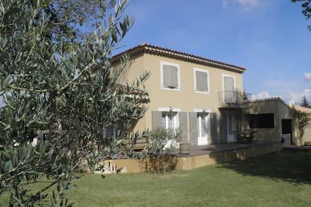 Maison en Provence sud de France - Loriol-du-Comtat
