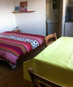 petit studio tout simple au calme - Saint-Pair-sur-Mer