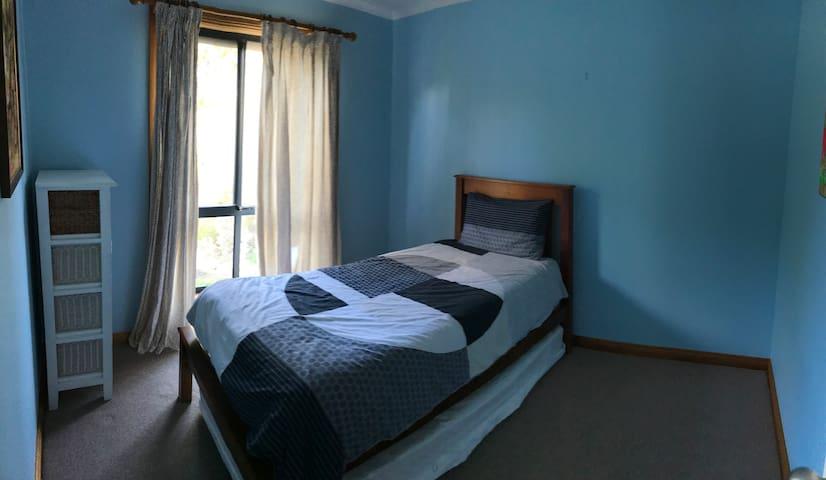 Bedroom 3. Single. Repainted 2020