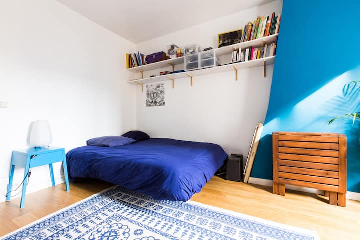 Nice studio near Montmartre