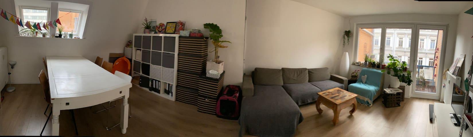 Apartment, 1 Zimmer Innenstadt/Neustadt Hamburg
