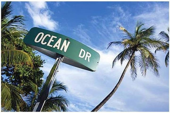 We are located at 530 Ocean Drive