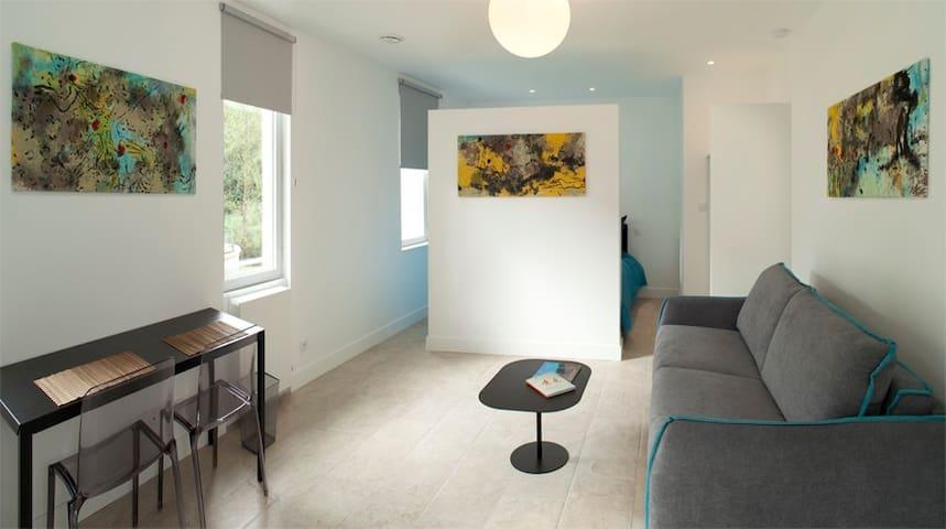 Studio tout équipé confortable et moderne - Clairefontaine-en-Yvelines - Inny