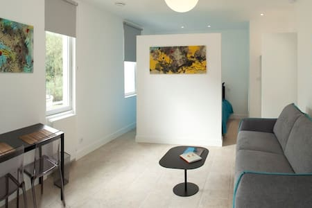 Studio tout équipé confortable et moderne - Clairefontaine-en-Yvelines
