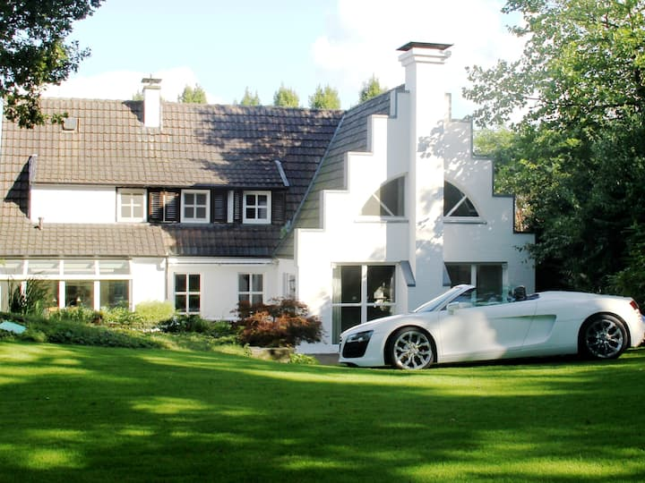 Luxury Family Group Villa in Emsdetten / Munster