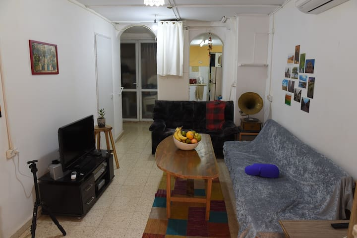Small Room at Jerusalem center (Mahane Yehuda)