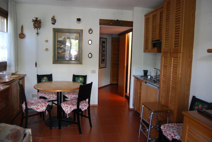 Appartamento ideale per chi scia - Madesimo - Apartament