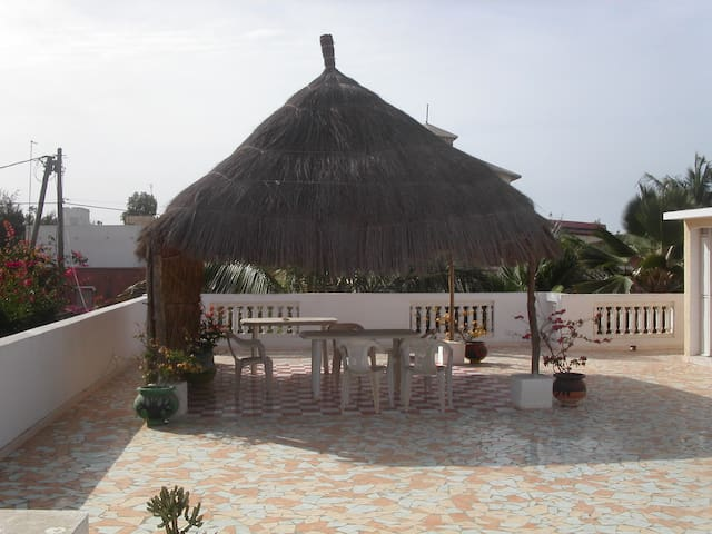Villa au pied de l'eau - Mbour - Villa