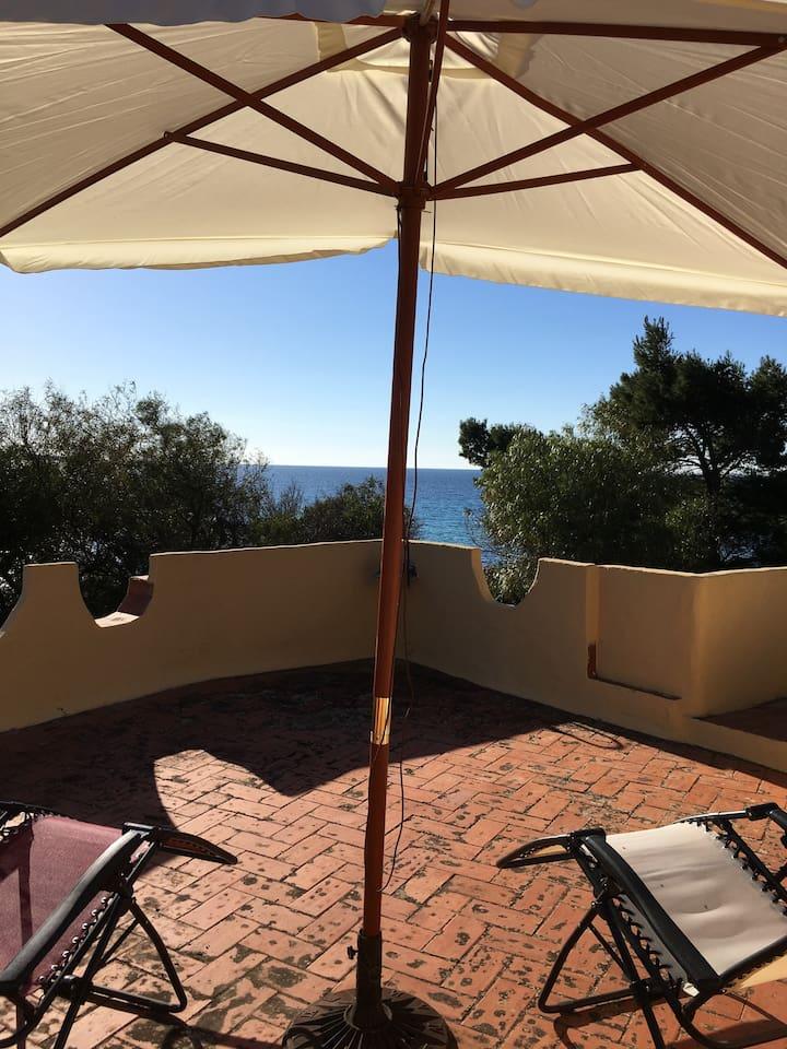 Vista terrazza - Terrace view