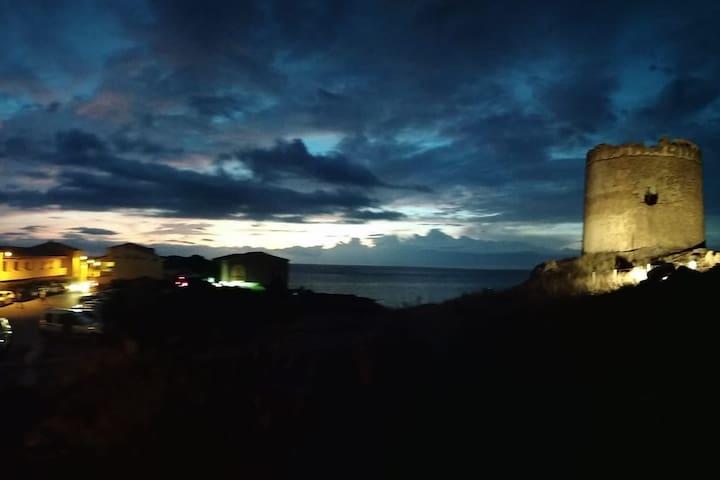 La Casa della Torre, fra Storia e Mare