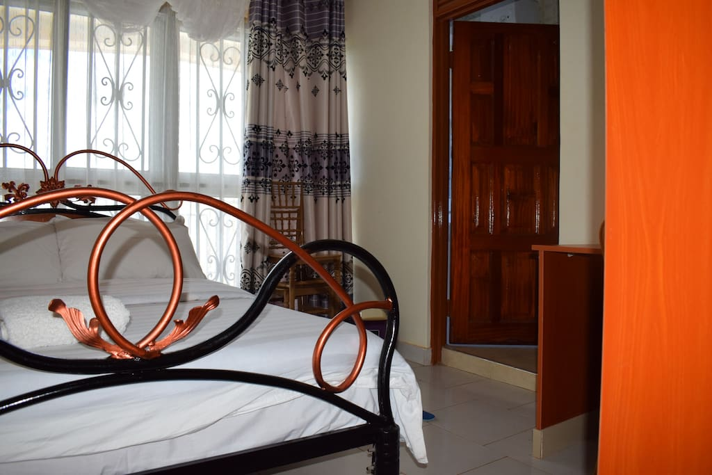 Inside the Rooms at Lapiz Country Hotel
