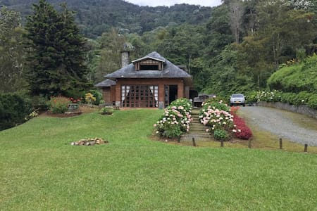 Las Mercedes mountain forest Chalet - Bungalo