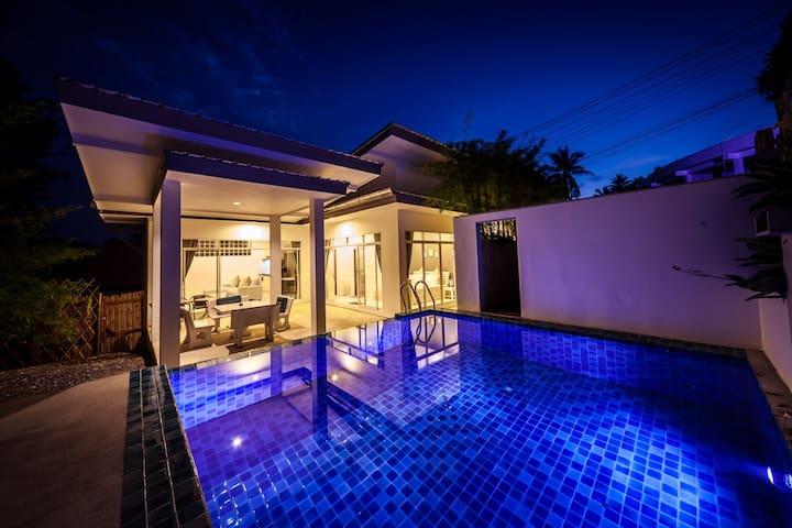 Villa SAPPHIRE With Pool - 5 Mins To Chaweng Beach