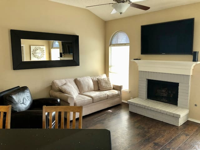 Second Living Room with sofa bed