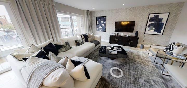 Luxurious apartment near Old Street