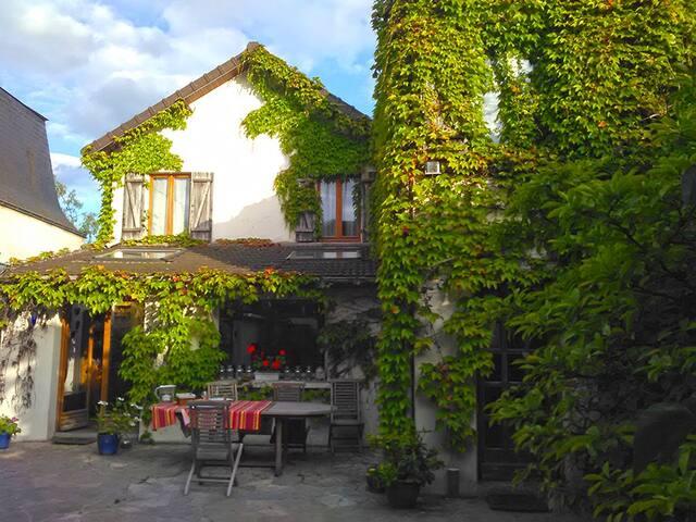 Belle maison 6 personnes au calme à St-Maur (94) - Saint-Maur-des-Fossés - Dom