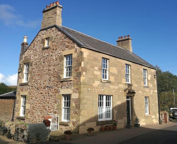 Beech House, Coldingham - Coldingham
