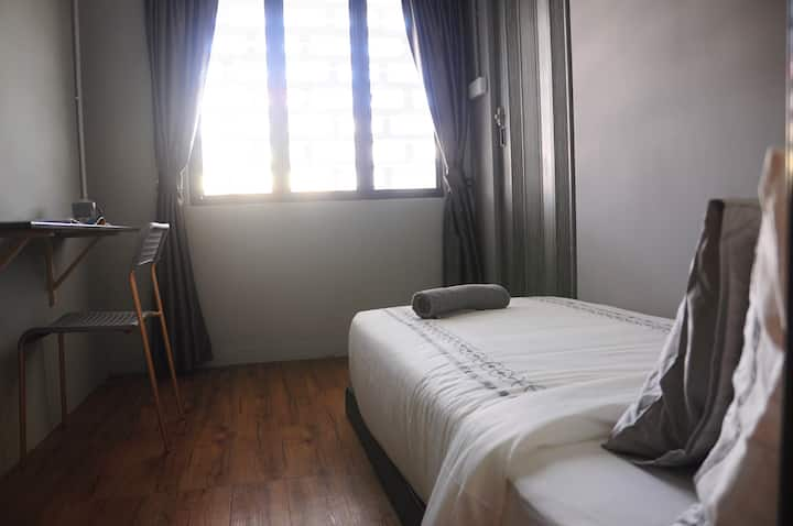 GRAYHAUS SOHO Deluxe Single Room 01@ IPOH New Town