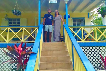 Island Haven B&B Antigua - The Oasis Room