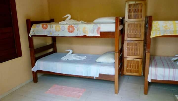Cute Dorm Bed #2 near the beach in Cumbuco